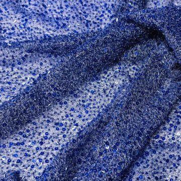 ф3505 Сплошная вышивка бисером Ляпис лазурит