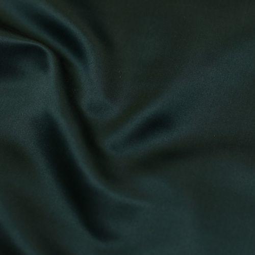 ф5876 Дюшес Темный изумруд. (100% шелк). Италия.