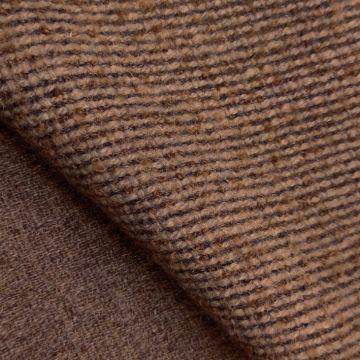 тк0010 Бежево-песочная рогожка (100% верблюжья шерсть). Англия.