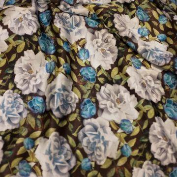ф3795 Белые розы в шоколаде Атлас