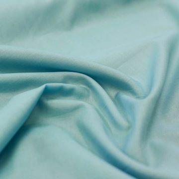 ф5381 Органди ярко-бирюзового цвета (100% хлопок).