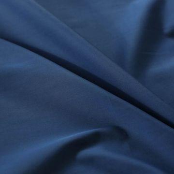 ф5781 Max Mara. Светло-синий сатин (100% хлопок)
