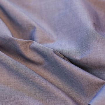 ф5352 Paul Smith. Сиренево-голубая ткань меланж (100% хлопок).