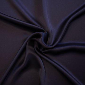 0121 Темно синий сатен
