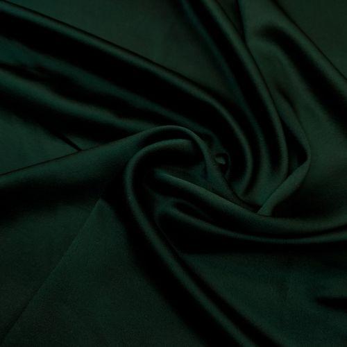 ф5930 Креп Темный изумруд (60% вискоза, 40% п/э). Италия