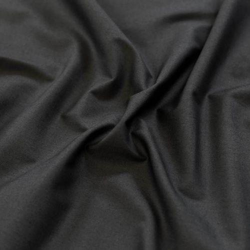ф5374 Хлопок стрейч темно-серый (98%хлопок 2%эластан).