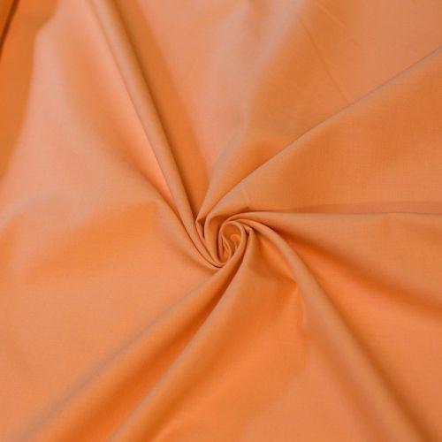 ф0996 Оранжевый ситец (100% хлопок). Италия