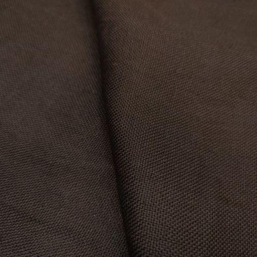 ф5777 Givenchy. Коричневая рогожка (100% лен)