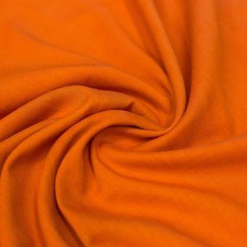 ф0755 Оранжевый батист (100% хлопок).
