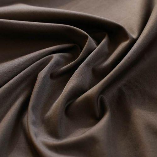 ф5767 Светло-коричневый сатин.(99% хлопок 1%эластан)
