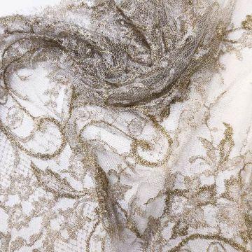 ф3729 Золотые плетистые огурцы с жемчужными цветами