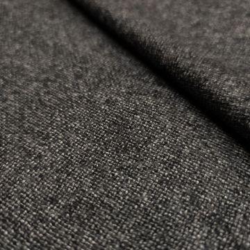 ф5534 Серый твид булгур (57%шерсть 43%кашемир).