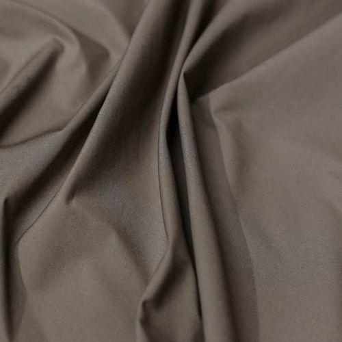 ф5595 Max Mara. Однотонная ткань Пляжный камень (100%хлопок)