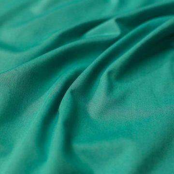 ф5658 Плотная ткань Зеленая бирюза (100% хлопок)