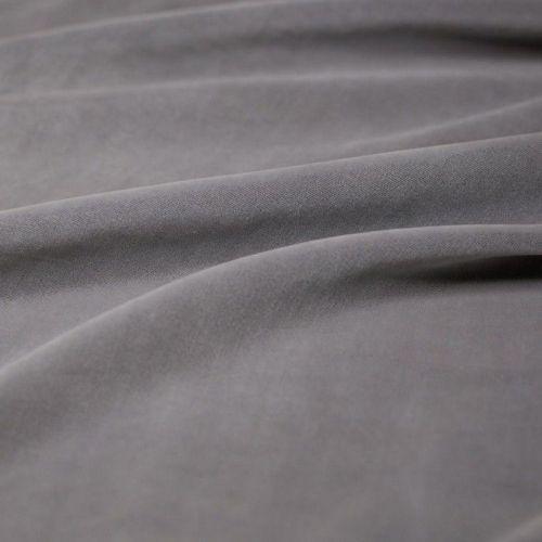 ф4686 Светло-серый пан-бархат (88% Вискоза 12% шелк). Италия.