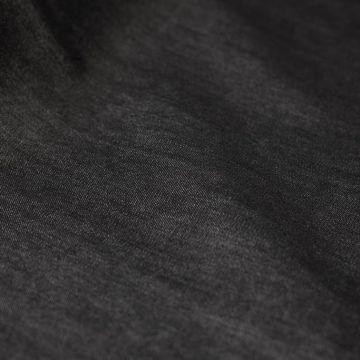 ф5509 Черно-серая классическая плотная джинса (97%хлопок 3%эластан).