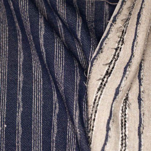 ф4881 Christian Dior. Двусторонняя кутюрная полоса (30% шерсть 30% шелк 40% кашемир). Италия.