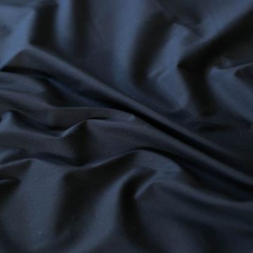 ф5770 Темно-синий сатин стрейч (97%хлопок 3%эластан)