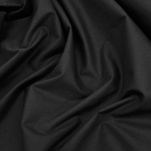 ф4395 Однотонный темно-синий ситец