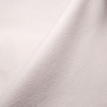 ф4951 Piacenza. Двойная пальтовая ткань пике цв. слоновой кости (100% кашемир). Италия.
