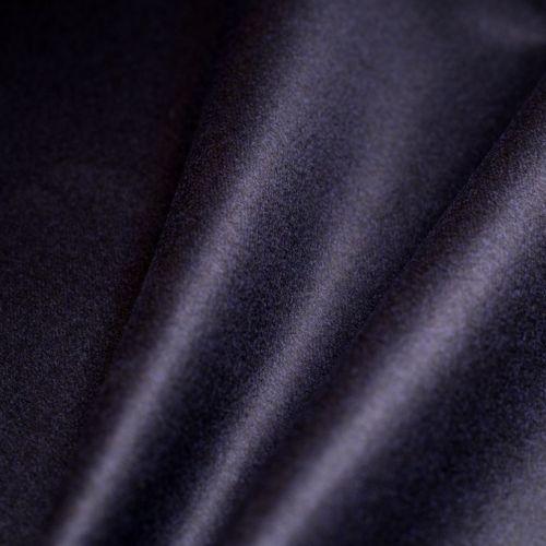 ф4955 Piacenza. Storm System. Темно-синяя роскошная ткань с пропиткой (100% кашемир). Италия.