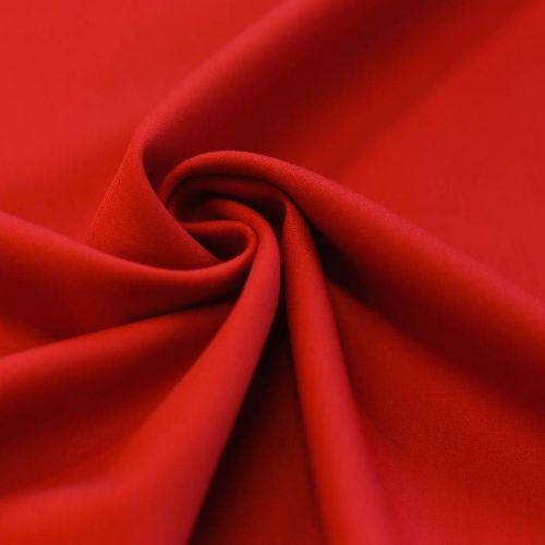 ф3705 Красная костюмная ткань Exclusive Creation Double face (97% шерсть 3% эластан). Италия.