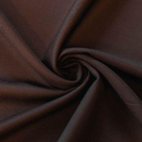 ф5826 Шоколадная ткань Eхclusive Creation Double Face (97%шерсть 3%эластан). Италия