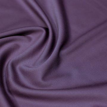 ф2744 Костюмная ткань стрейч Черничный мусс