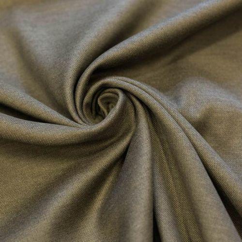 ф5476 Max Mara. Однотонная ткань хаки (70%шерсть 30%вискоза).