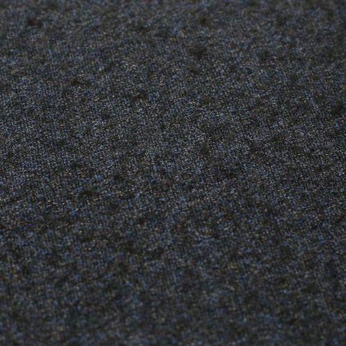 ф5742 Loro Piana. Серо-голубое ненавязчивое букле (55%шерсть 45%шелк)