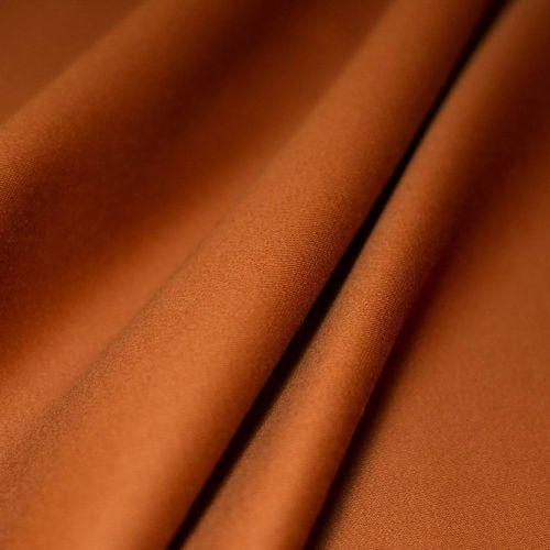 ф4997 Золотисто-оранжевая ткань Eхclusive Creation Double Face (97% шерсть 3% эластан).