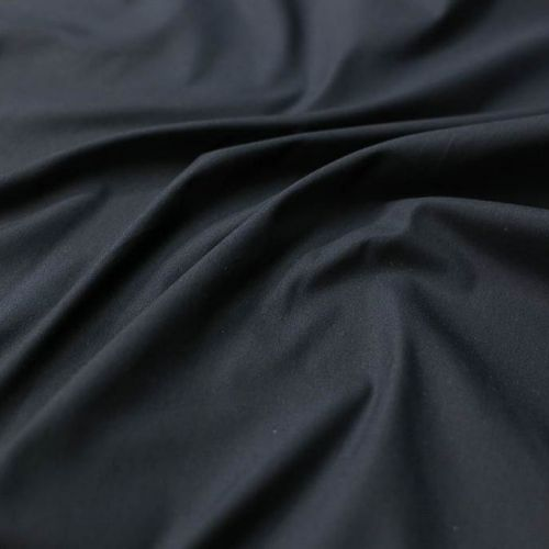 ф5641 Loro Piana. Темно-сизая плотная ткань (98% хлопок 2%эластан)