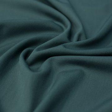 тк0004 Костюмная ткань Морская волна (100% шерсть). Англия.