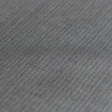 ф5581 T. Togna. Серая ткань в мельчайшую клетчку беж (96%шерсть 4%эластан)