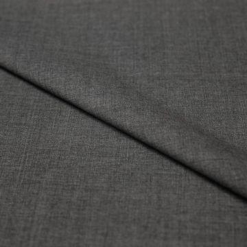 ф5499 Guabello.Светло-серая костюмная ткань меланж (100% шерсть).