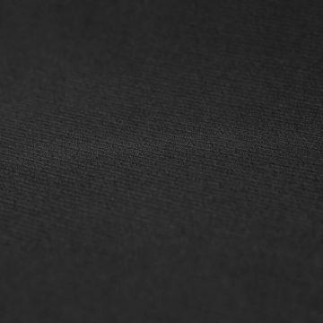 ф5634 Dior. Однотонная черная фактурная ткань. (55% шерсть 45%шелк)