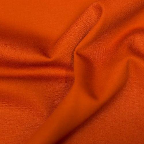 ф4977 Ткань Хурма Eхclusive Creation Double Face (97% шерсть 3% эластан). Италия.