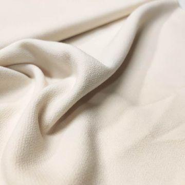3998 Дабл-креп Белая лилия