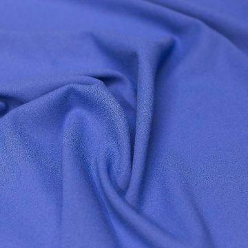 ф5560 Одинарный креп Анютины глазки (100% шерсть). Италия.