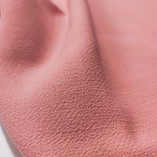 ф3494 Дабл-креп Розовый гладиолус