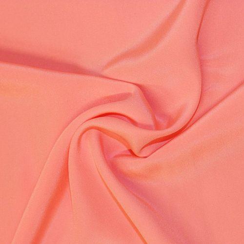 4588 Ярко-розовый крепдешин