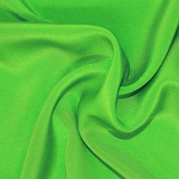 4441 Ярко-зелёный крепдешин