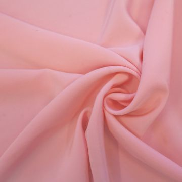 4445 Розовый крепдешин
