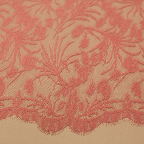 5778 Solstiss. Розовое кружево с кораллами