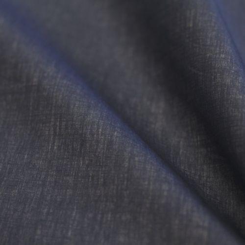 ф0063 Синяя джинсовая Плащевая