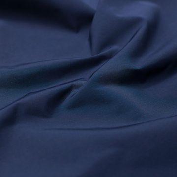 ф5715 Loro Piana. Темно-синяя плащевка (78% хлопок 22%ацетат)