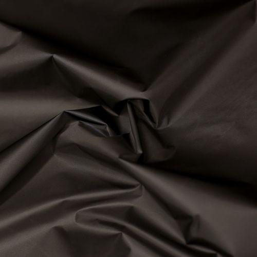 ф5698 Prada. Плащевка Горький шоколад (100% п/эстер)