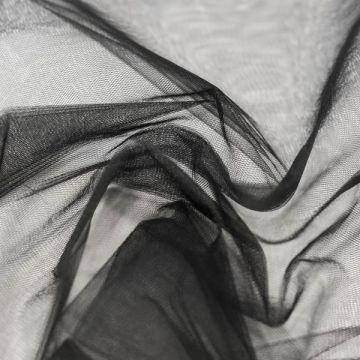 ф2086 Черная сетка (100% п/эстер).