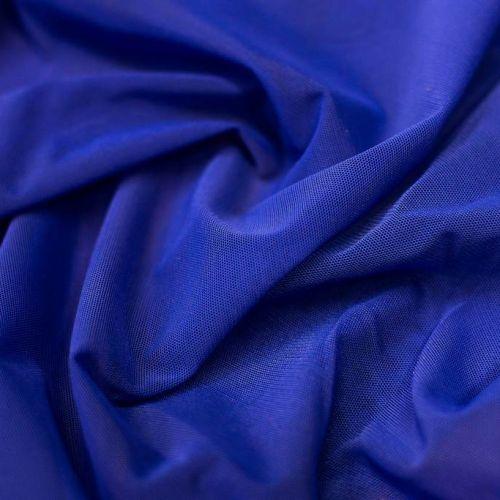 и0039 Сетка ярко-синяя (100% п/эст).