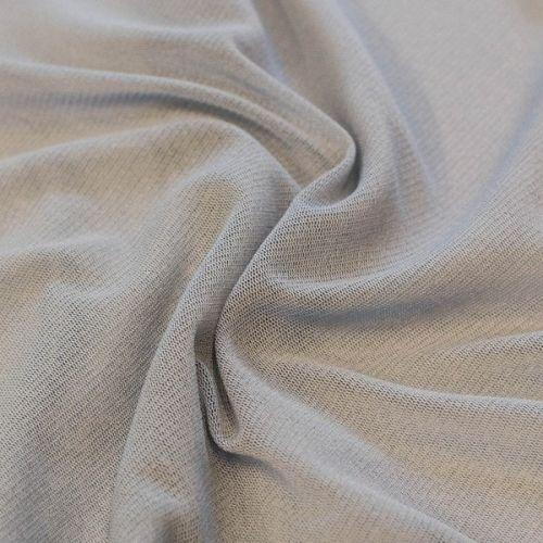 ф2116 Серо-голубая сетка (95% п/эстер 5%эластан).